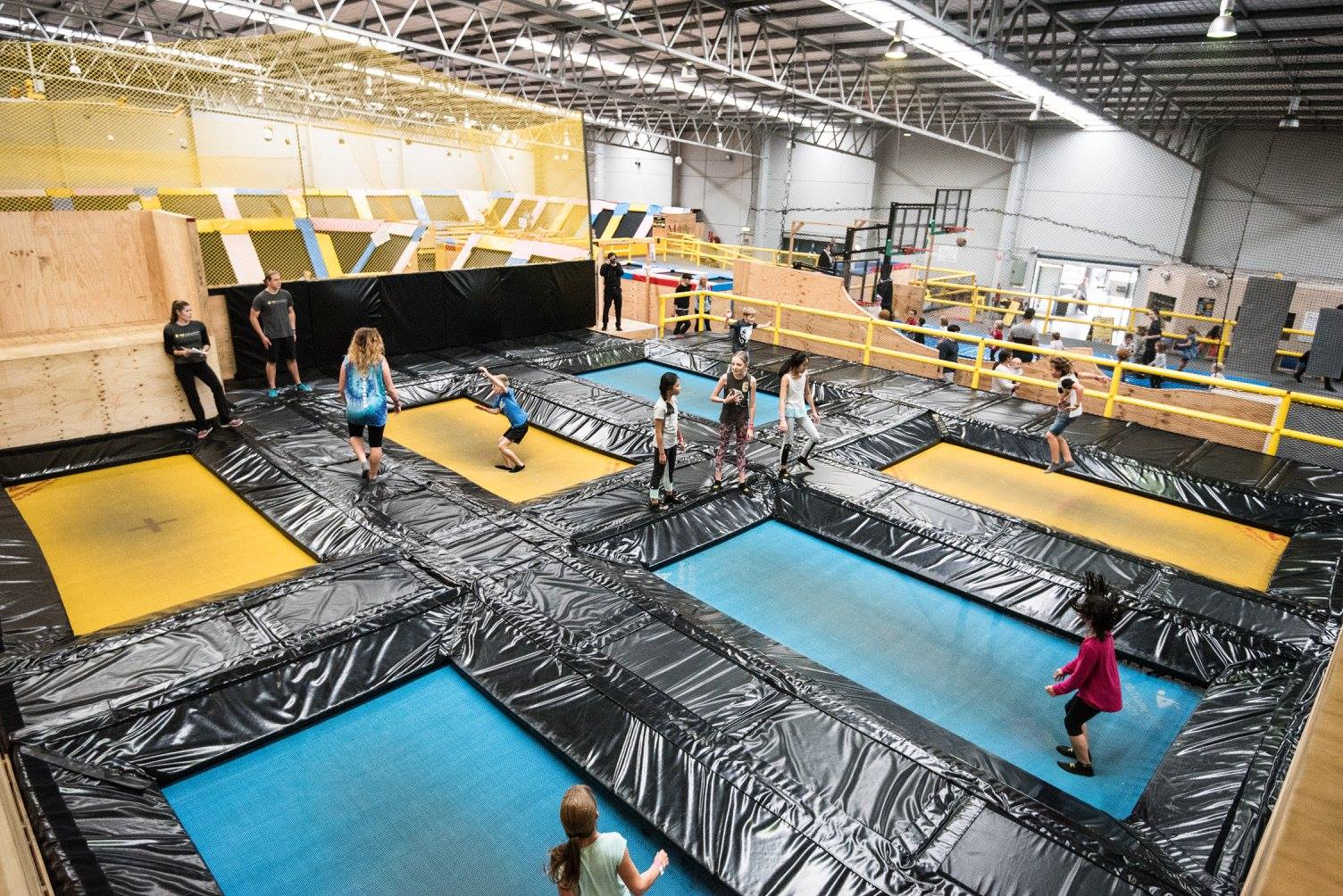 Revolution Sports Park To Launch In January In North Lakes