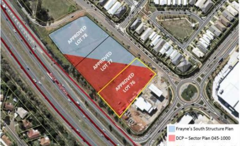 Stockland To Build Retail Showroom and Warehouse on Stapylton Street in North Lakes