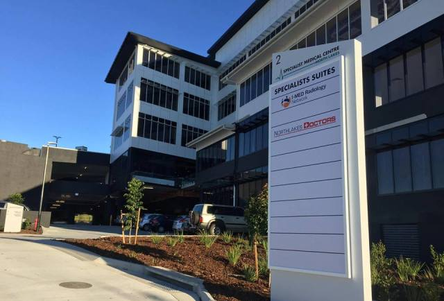 Proposed North Lakes Private Hospital and Car Park Delayed