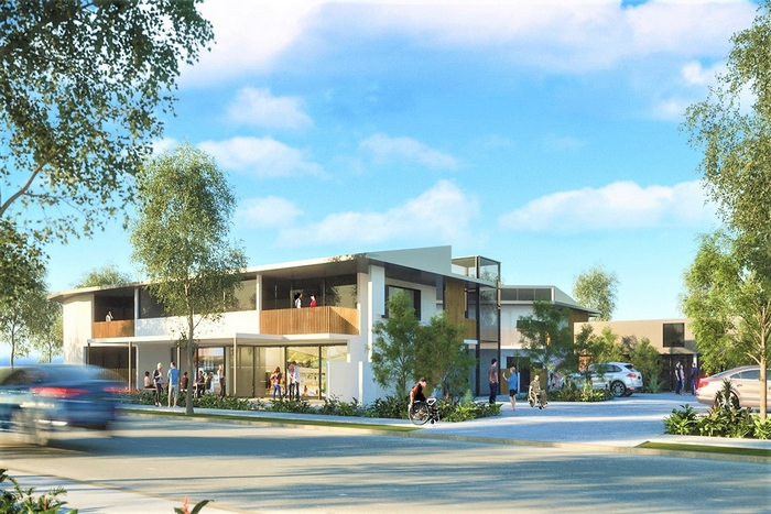 Development Starts on North Lakes MIxed-use Housing for Young People with High Physical-Care Needs