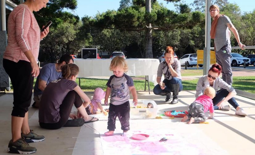 A Special Play and Bonding Event for Mums and Bubs is Happening at Deception Bay