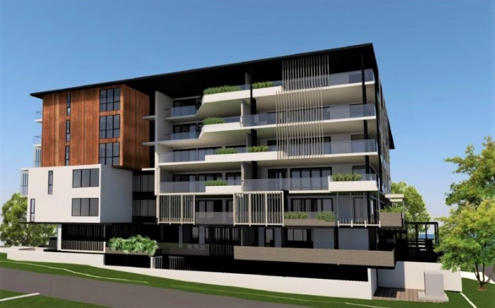 Multiple Dwellings on Haysmouth Parade and Bayview Terrace, Clontarf  Proposed