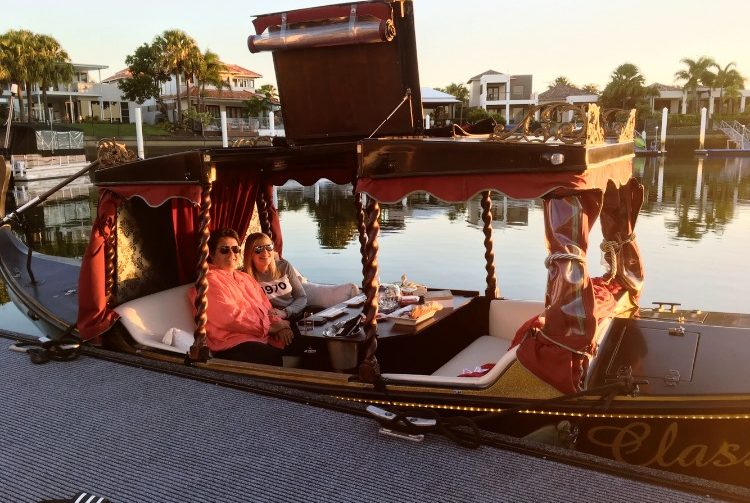 Treat Someone Special to a Bribie Island Gondola Cruise