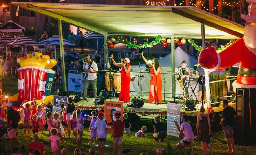 Bribie Island's Sandstone Point Hotel Annual Christmas Carnival is Here Again!